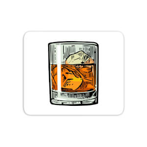 Whisky Mouse Mat