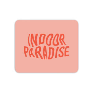 Indoor Paradise Mouse Mat