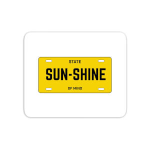 Sunshine State Of Mind Mouse Mat