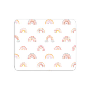 Rainbow Pattern Mouse Mat