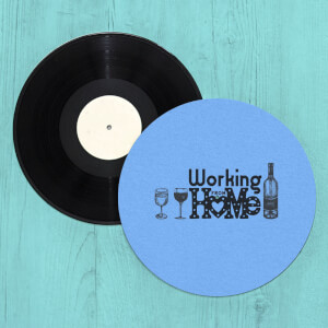 Working From Home Slip Mat