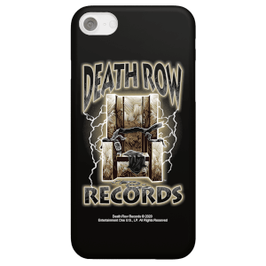 Death Row Records Empty Chair Phone Case for iPhone and Android