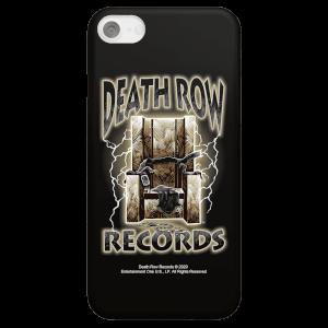 Funda móvil Death Row Records Empty Chair para iPhone y Android