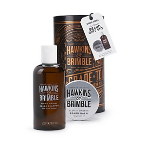Hawkins & Brimble Beard Gift Set Copper (Worth £22.90)