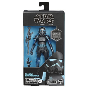 Hasbro Star Wars The Black Series Gaming Greats Shadow Stormtrooper Action Figure