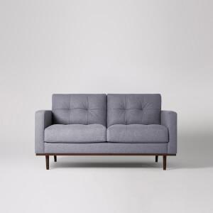 Swoon Berlin Smart Wool 2 Seater Sofa