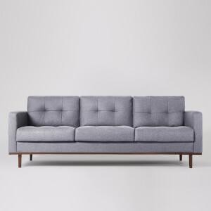 Swoon Berlin Smart Wool 3 Seater Sofa