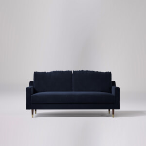 Swoon Reiti Velvet 2 Seater Sofa
