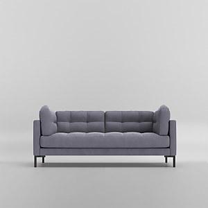 Swoon Landau Smart Wool 2 Seater Sofa