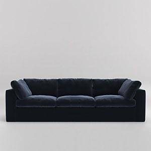 Swoon Seattle Velvet 3 Seater Sofa