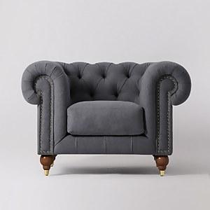 Swoon Winston Smart Wool Armchair