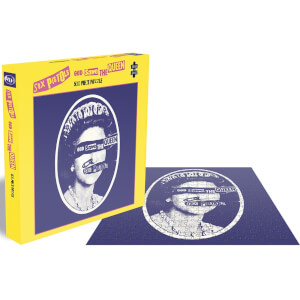 Sex pistols God Save the Queen (500 Piece Jigsaw Puzzle)