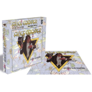 Alice Cooper Welcome to My Nightmare (500 Piece Jigsaw Puzzle)