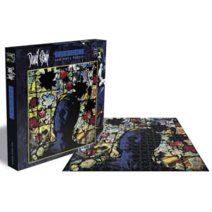 David Bowie Tonight (500 Piece Jigsaw Puzzle)