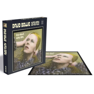 David Bowie Hunky Dory (500 Piece Jigsaw Puzzle)