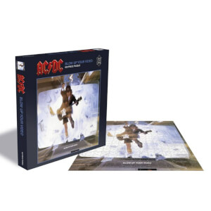 AC/DC Blow Up Your Video (500 Piece Jigsaw Puzzle)