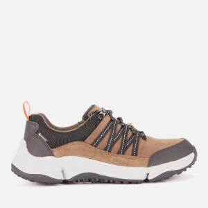 Clarks Women's Tri Path Lo Trainers - Dark Olive