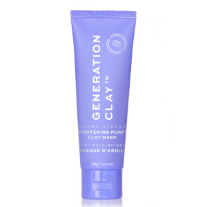 Generation Skin Clay Brightening purple clay mask (Worth £19.30)