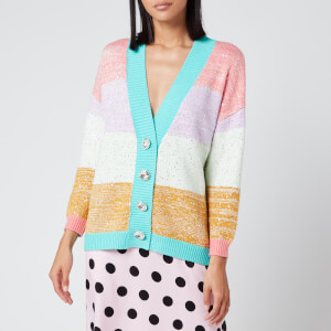 Olivia Rubin Women's Cecily Cardigan - Multi Stripe