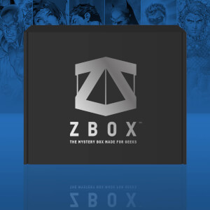 Mystery Zbox DC Comics