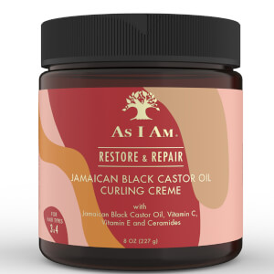 As I Am Jamaican Black Castor Oil Curling Crème