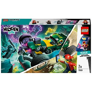 LEGO Hidden Side: Supernatural Race Car (70434)