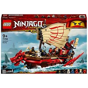 LEGO® NINJAGO®: Barco de Asalto Ninja (71705)