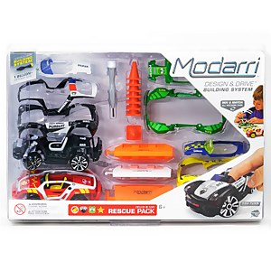 Modarri Deluxe 2 Car Rescue Pack