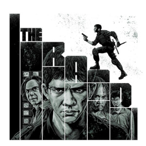 Death Waltz Recording Co. - The Raid (Original Indonesian Score) 140g LP (Grey)