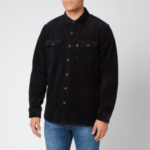 Levi's Men's Jackson Worker Overshirt - Jet Black