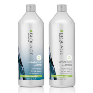 Biolage Advanced FullDensity Thickening Duo Litre Set for Thin Hair