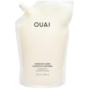OUAI Medium Hair Shampoo Refill 946ml