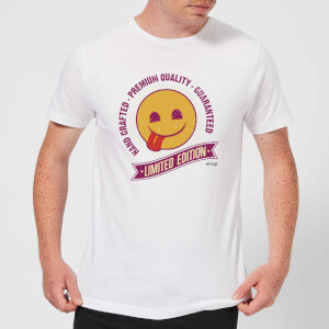 Emoji Limited Edition Men's T-Shirt - White