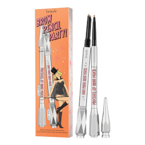 benefit Brow Pencil Party Goof Proof & Precisely my Brow Duo Set (Worth £45.00) (Various Shades)