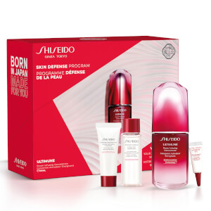 Shiseido Exclusive Ultimune Value Set (Worth £157.56)