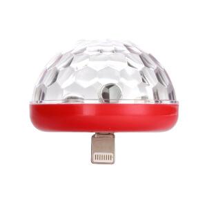 Red Phone Disco Light