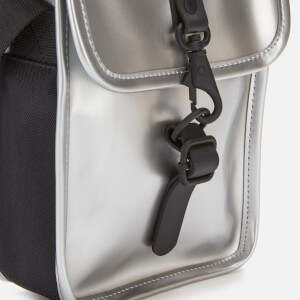 RAINS Flight Bag - Silver