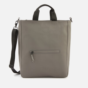 RAINS Cross Body Tote Bag - Charcoal