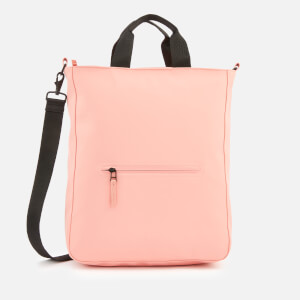 RAINS Cross Body Tote Bag - Coral