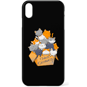 Over Catpawcity Phone Case for iPhone and Android