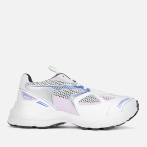 Axel Arigato Women's Marathon Chunky Running Style Trainers - Lilac/Blue