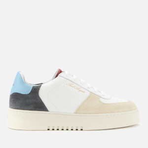 Axel Arigato Men's Orbit Chunky Trainers - White/Blue/Red