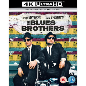 The Blues Brothers – 4K Ultra HD (Includes 2D Blu-ray)
