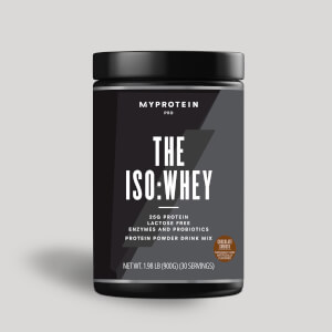 THE ISO:WHEY