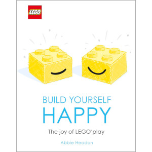 DK Books LEGO Build Yourself Happy Hardback