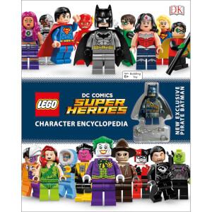 DK Books LEGO DC Super Heroes Character Encyclopaedia Hardback
