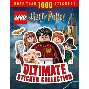 DK Books LEGO Harry Potter Ultimate Sticker Collection Paperback