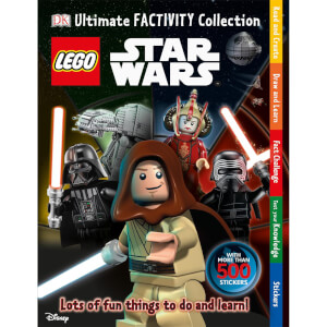 DK Books LEGO Star Wars Ultimate Factivity Collection Paperback