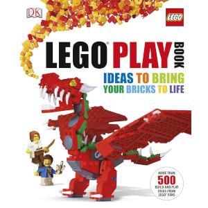 DK Books LEGO Play Book Hardback