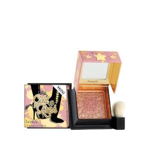 benefit Gold Rush Golden Nectar Powder Blush Mini 2.5g